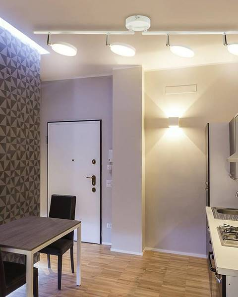 MERKURY MARKET Lampa Capri LED 308290 biela ls4