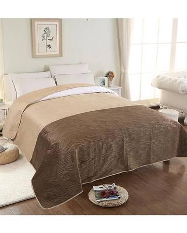 Prikrývka na posteľ Velvet 04 160x200