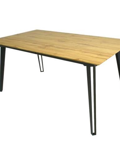 Stôl Panama prírodný dub