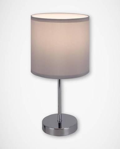 Stolní lampa AGNES 03147 E14 GREY