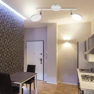 Lampa Capri LED 308276 biela ls2