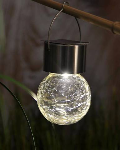 Solárna lampa GLE728326 LED