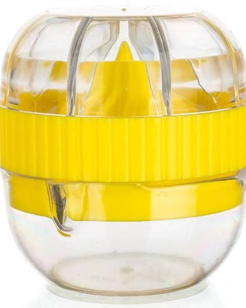 MERKURY MARKET Odšťavovač citrusov Accasa priezračný 7x7x8cm