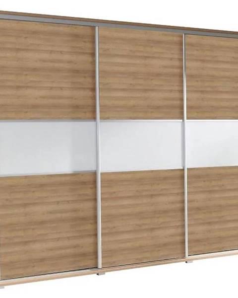 MERKURY MARKET Skríňa Florencja 277 cm
