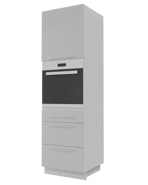 MERKURY MARKET Skrinka do kuchyne Essen grey D14/RU/3M