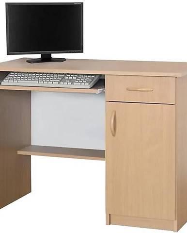 Písací stôl 01 buk