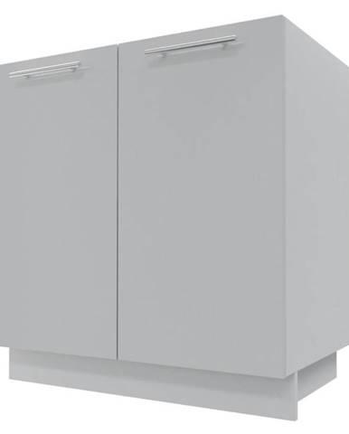 Skrinka do kuchyne Essen D8Z/80 Grey