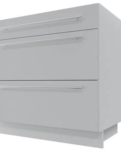 Skrinka do kuchyne Essen grey D3E/80