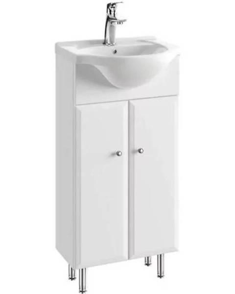 MERKURY MARKET Kúpeľňová skrinka Armando D40 2DOS pod umývadlo Roberto