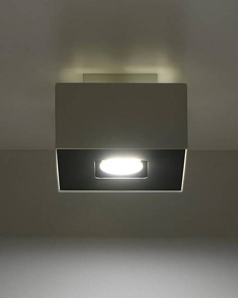 MERKURY MARKET Stropná Lampa Atlanta 1 WHITE A-066