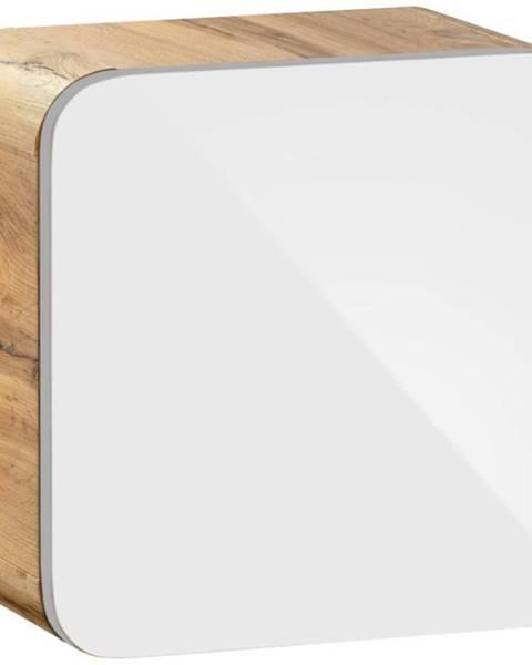 MERKURY MARKET Závesná kúpeľňová skrinka Cube Aruba