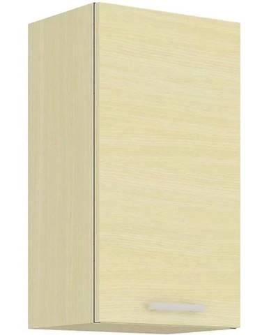 Skrinka do kuchyne Wiktoria chamonix/legno 40G-72