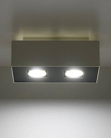 Stropná Lampa Atlanta 2 WHITE A-067