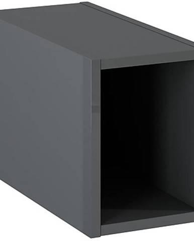 Závesná kúpeľňová skrinka 20 anthracite