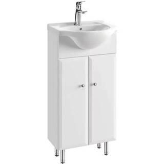 Kúpeľňová skrinka Armando D40 2DOS pod umývadlo Roberto