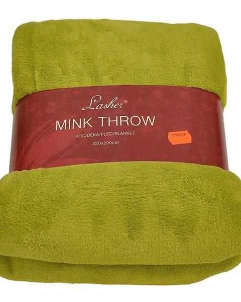 MERKURY MARKET Deka Mink Throw SH80