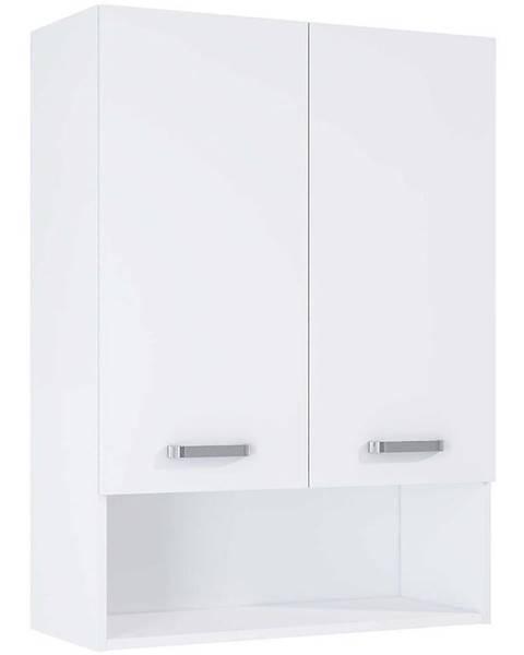 MERKURY MARKET Závesná kúpeľňová skrinka nad práčkou Uno 70 2D white