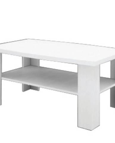 Konferenčný stolík 110 Olivia Krémový/Dub Ancona