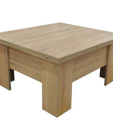 Konferenčný stolík Sara dub sonoma