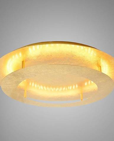 Stropné svietidlo Merle Plafon 50 24w Led 3000k Zlatá
