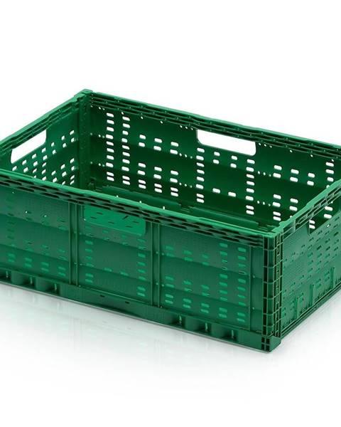 MERKURY MARKET Box  60x40x22/zelený