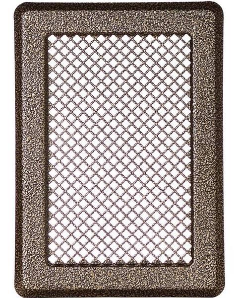 MERKURY MARKET Vetracia mriežka  K3-ML-MI medený rám 175x245