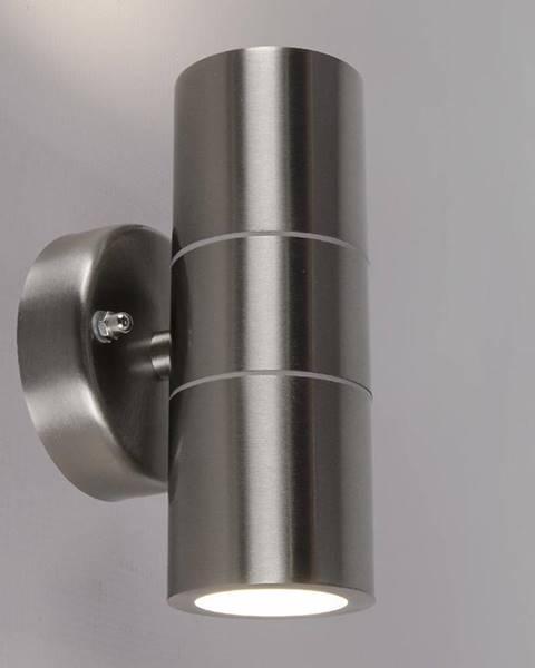 MERKURY MARKET Vzduchotesná záhradná lampa N.HL266.INOX.KDG2