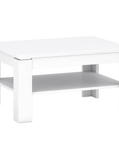 Konferenčný stôl Hill T bely lesk