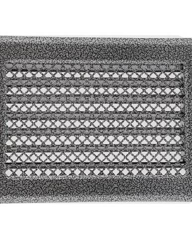 Mriežka  KZ3-ML-ASR rám antické stirebro 175x245
