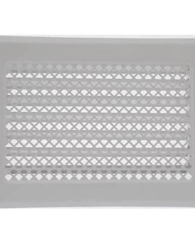 Mriežka  KZ3-ML-B biely rám 175x245