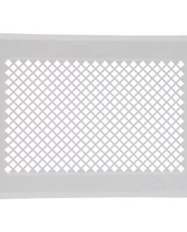 Vetracia mriežka  K3-Ml-B  biely rám 175x245
