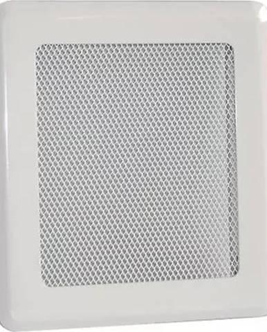 Mriežka  KRL2-ML-B  biela mriežka 175x195