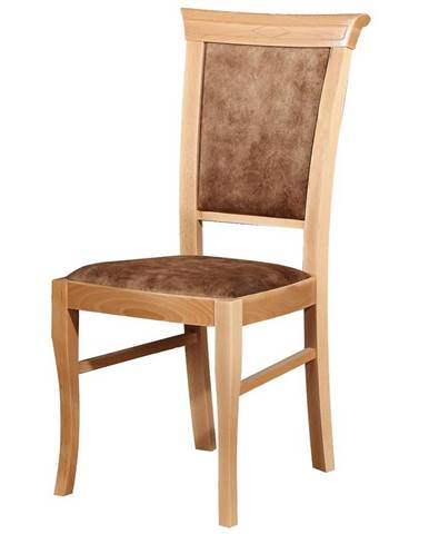Stolička W110 bukový lak livia 5