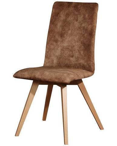 Stolička W116 bukový lak livia 5