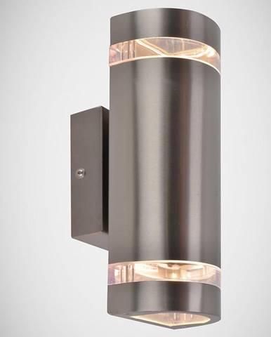Vzduchotesná záhradná lampa N.HL249 INOX KDG
