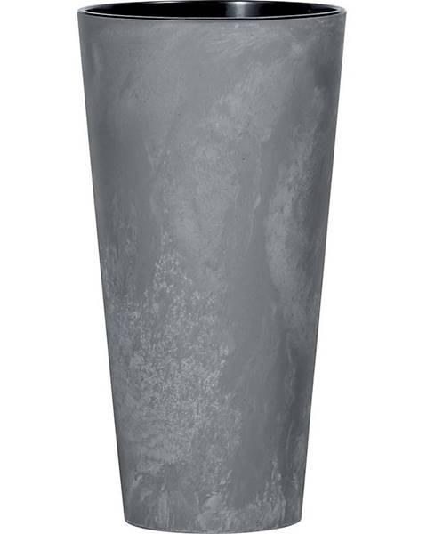MERKURY MARKET Kvetináč Tubus Slim Effect marengo DTUS250E-425U