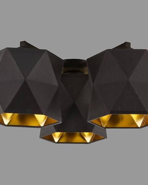 MERKURY MARKET Luster Siro black/gold 1042 PL3