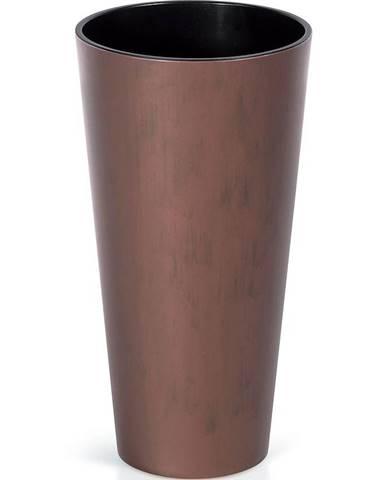 Kvetináč Tubus Slim Corten DTUS200C-7601U