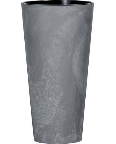 Kvetináč Tubus Slim Effect marengo DTUS300E-425U