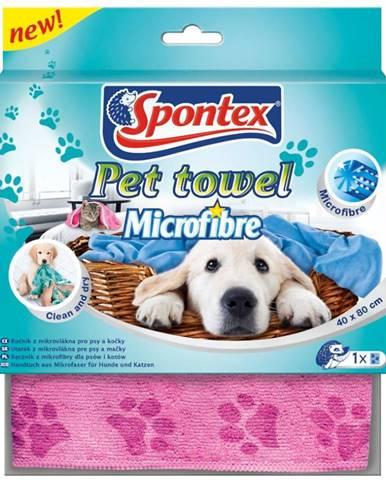 Veľký uterák z mikrovlákna Pet Towel 40x80 cm