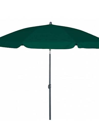 Zahradný slnečník MEXICO 200 cm zelená