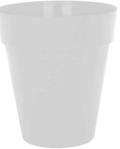 Kvetináč CAPRI HIGH 46 cm white