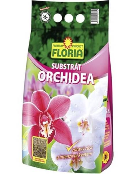 MERKURY MARKET Substrat na orchideje 3l  floria