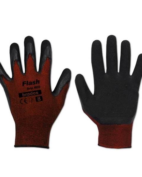 MERKURY MARKET Ochranné rukavice Flash Grip veľkosť 8