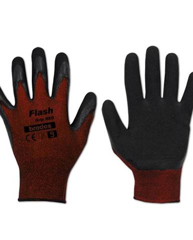 Ochranné rukavice Flash grip veľkosť 9
