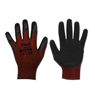 Ochranné rukavice Flash Grip veľkosť 8