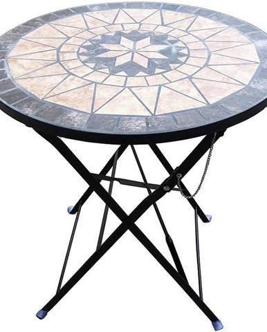Keramický stolík  60x74 cm