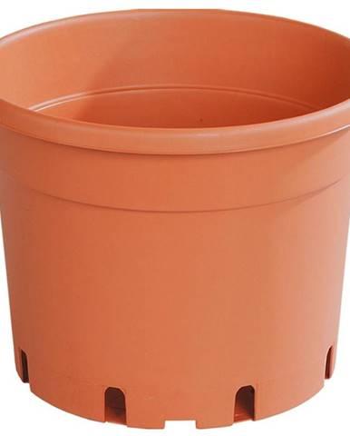 Kvetináč Classsic MCI odľahčený plastový terakota d21cm; 4L