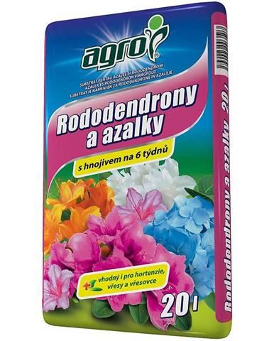 Substrát pro rododendrony 20L