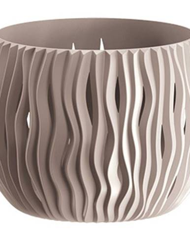 Kvetinač Bowl Sandy Mocca Dsk180-7529u